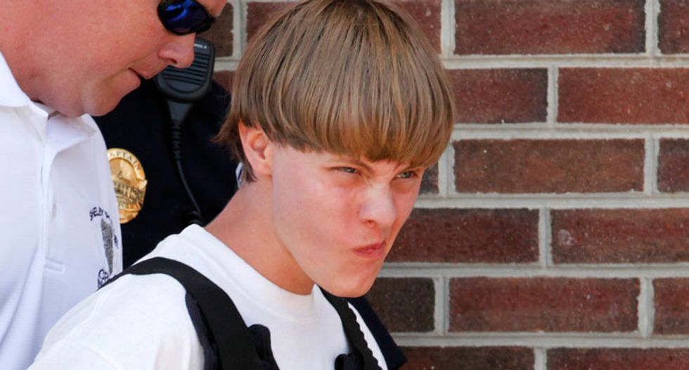 Suspect in Charleston church shooting indicted on nine murder counts