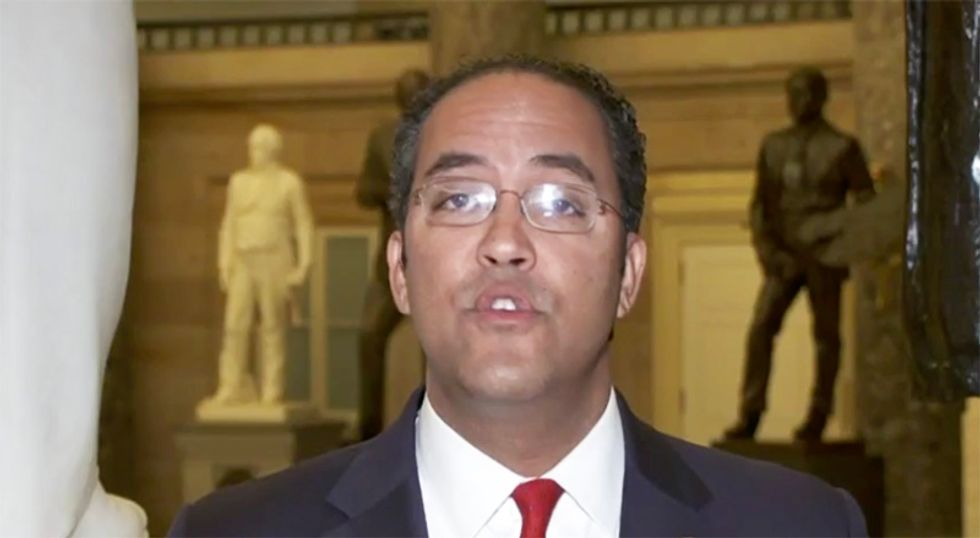 Only black Republican in the House quits as mass exodus of GOP lawmakers continues