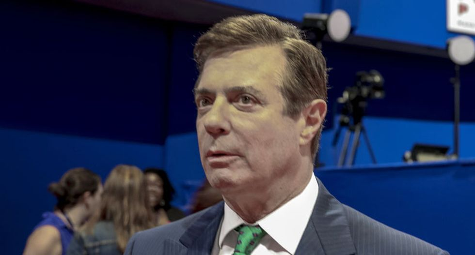 Company suing former Trump campaign chief Paul Manafort is linked to Putin ally Oleg Deripaska