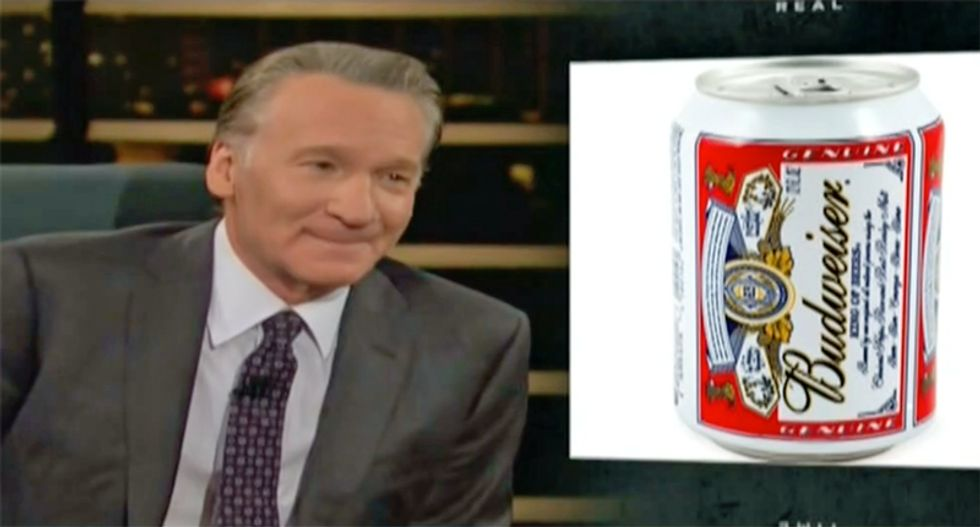 Watch Bill Maher's epic takedown of red states on 'Real Time'
