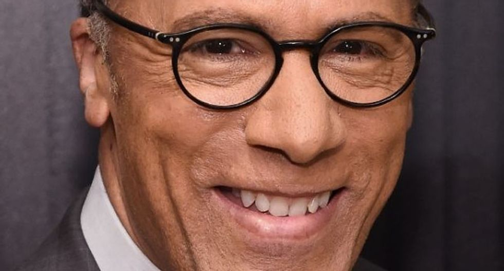 In first US presidential debate, pressure on moderator Lester Holt