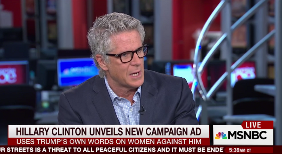 'You want to punch his face': New ad full of sexist Trump quotes leaves Morning Joe panel seething