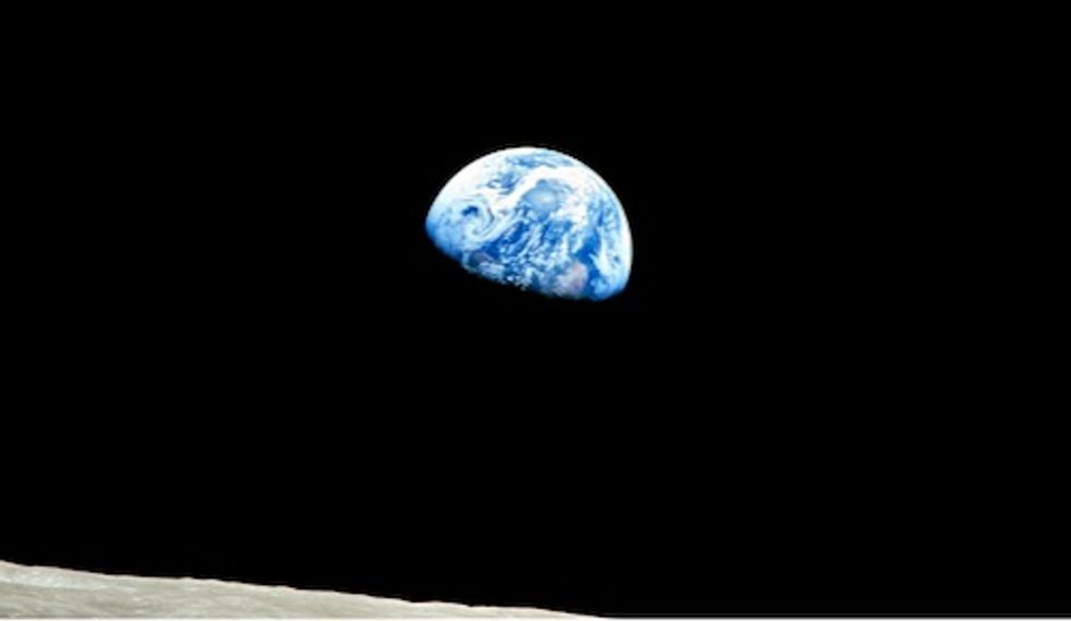 In 1968, Apollo 8 realized the 2,000-year-old dream of a Roman philosopher