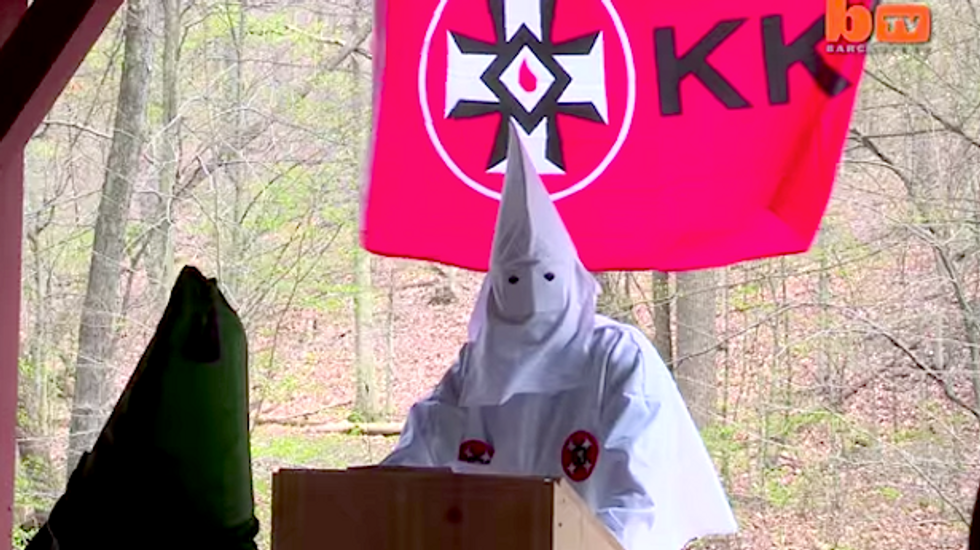 NC city renames street honoring Klansman who flogged people for not attending church