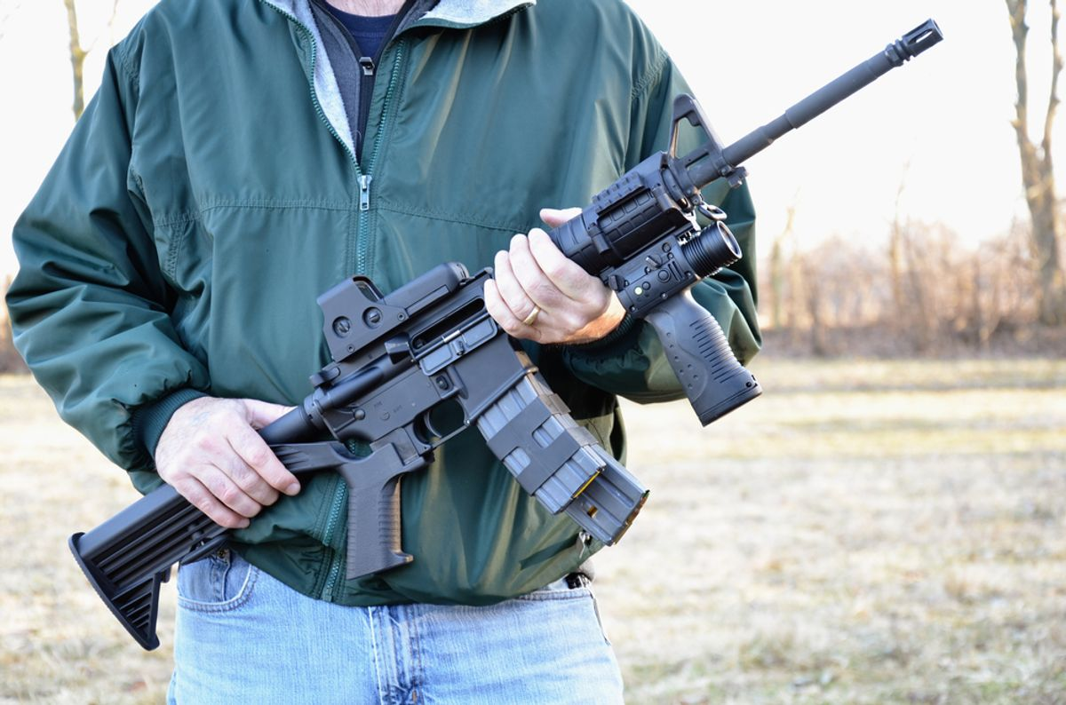 This disturbing fact helps to explain white conservatives' obsession with guns