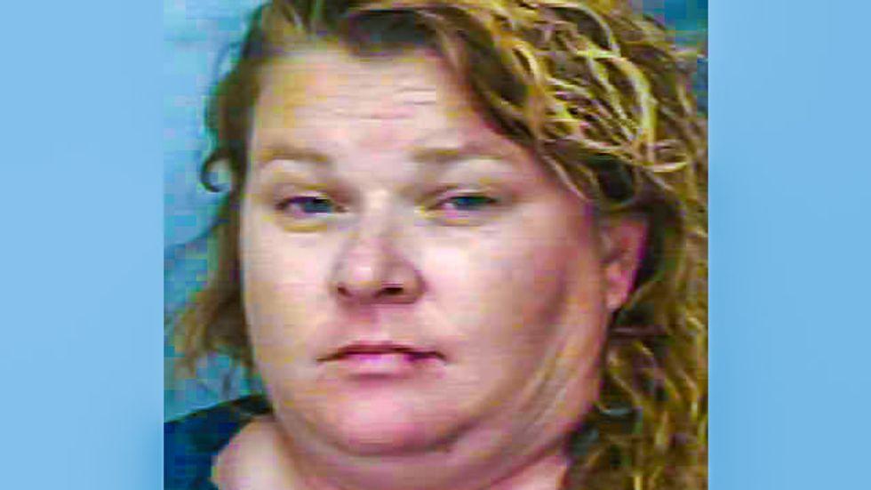 Florida woman named 'Crystal Metheney' arrested for firing 'missile' at car