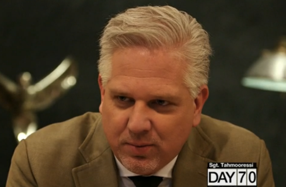 Glenn Beck and conservative artist lament that the words 'ni**er' and 'f*g' are off-limits