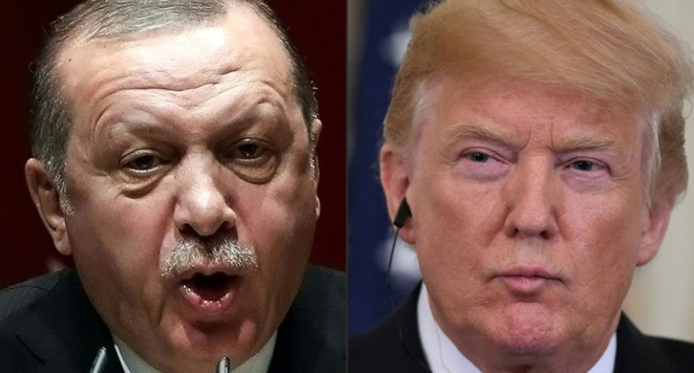 Erdogan sees Republican weakness -- and he's exploiting it