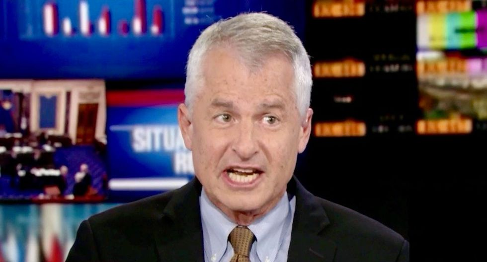 'Think again': Phil Mudd warns that Democrats' probe into Trump will last way beyond 2020