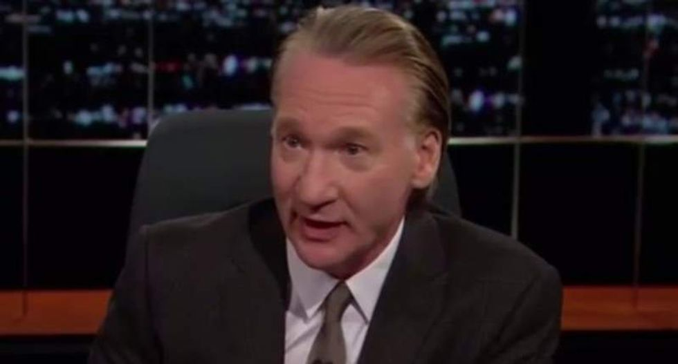 Bill Maher rips 'open carry' double standard: It's really 'open angry' for whites only