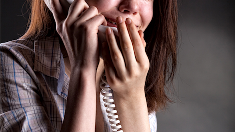 'Quit crying,' 911 dispatcher tells rape victim, or we'll never catch armed assailant