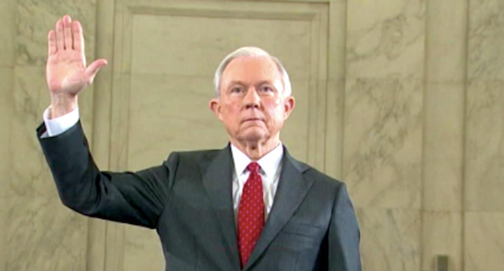 Ex-Watergate prosecutor: 'Jeff Sessions has made it a lot easier' for special counsel Mueller to find him guilty of perjury