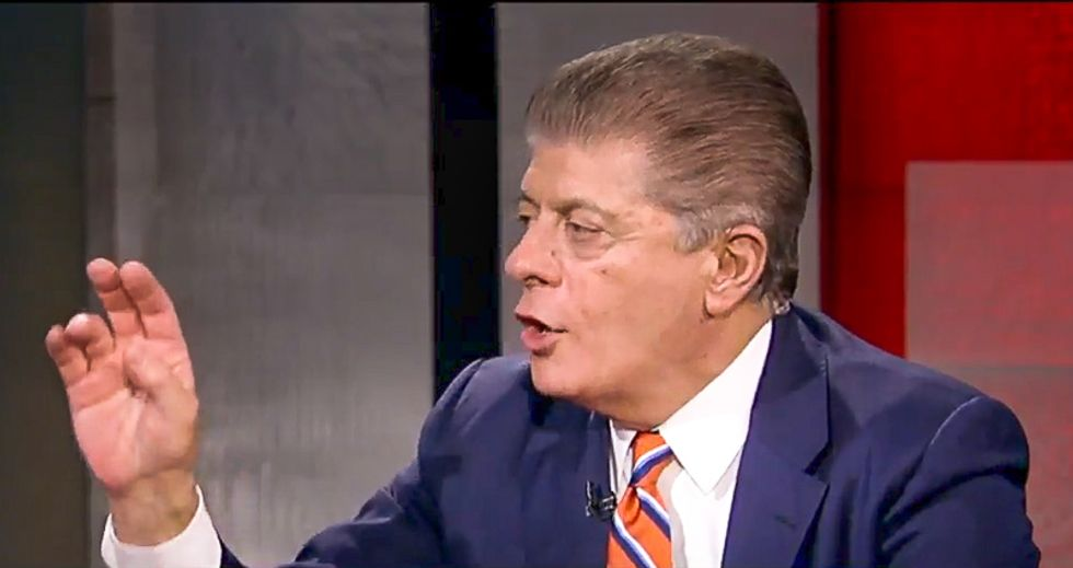 Fox News legal analyst Andrew Napolitano: 'There is no question that Mueller's target is Donald J. Trump'