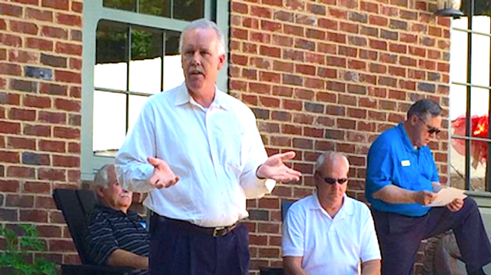 Tea Party hopes to pull off upset in TN with candidate 'who's just not Senate material'