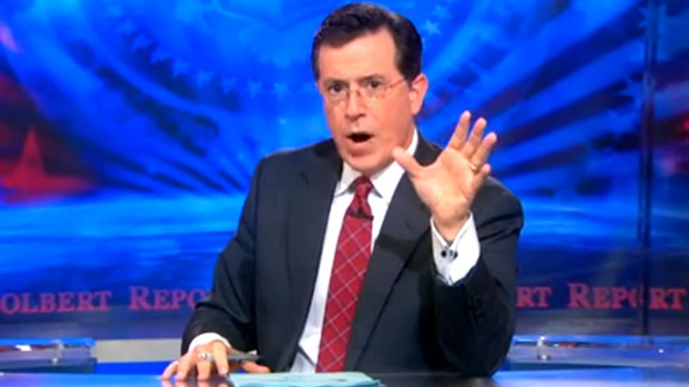 Stephen Colbert offers to help Ted Cruz renounce his Canadian citizenship