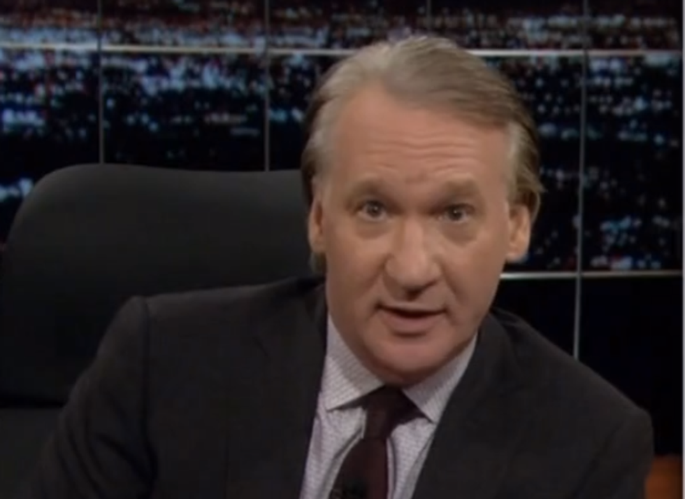 After Maureen Dowd's pot disaster, Bill Maher offers 'New Rules' for marijuana beginners
