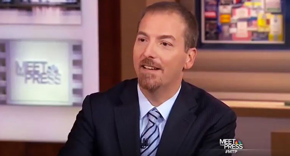 MSNBC's Chuck Todd: I know who wrote Trump admin's response to the NYT 'resistance' op-ed — and it wasn't Sarah Sanders