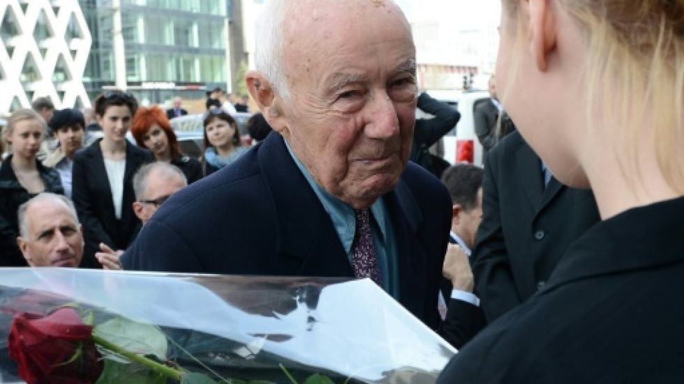 Last Warsaw Ghetto uprising fighter dies in Israel
