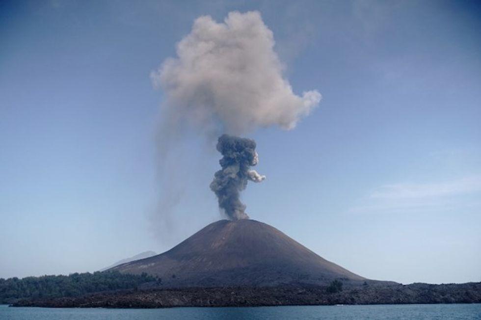 168 dead as volcano-triggered tsunami hits Indonesia
