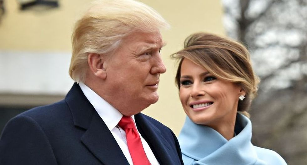 Melania Trump, America's conspicuously absent first lady