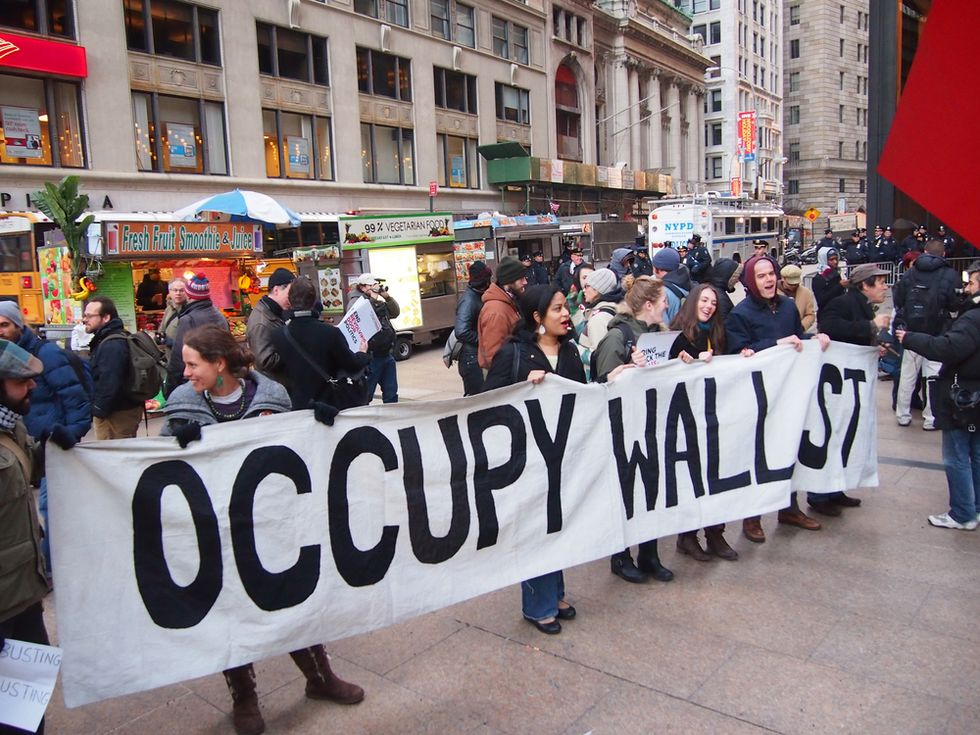 Young Republicans to 'Re-Occupy Wall Street' with Zuccotti Park protest
