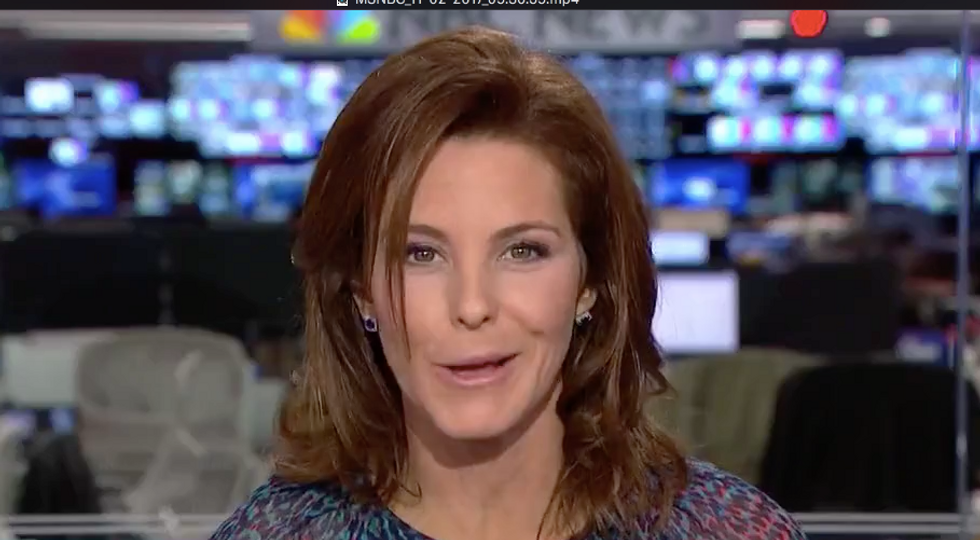 MSNBC's Stephanie Ruhle: Trump aide Carter Page's spectacular media meltdown is 'must-see TV'