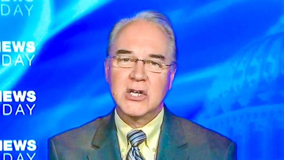 Rep. Tom Price: Obama is the 'largest opponent of immigration reform,' not Republicans