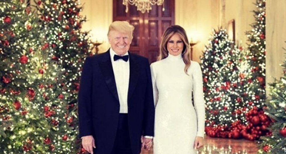 'It's absolutely insanity': Republicans blasted for spreading coronavirus at lavish DC Christmas parties