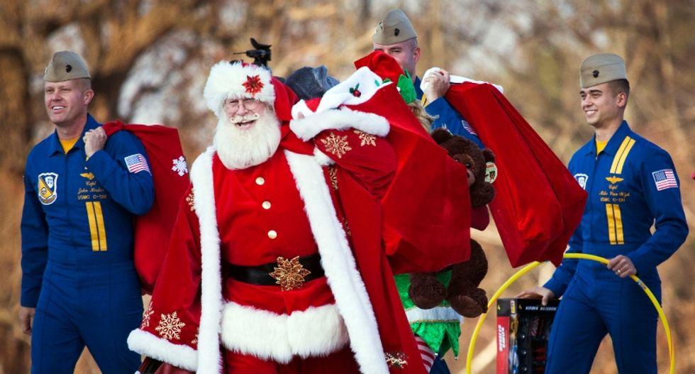 Trump appointee floated plan to move Santa impersonators to the front of the line for the COVID-19 vaccine: report