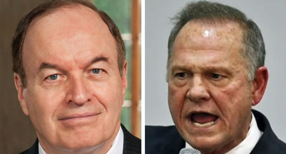 Alabama Republicans seek to censure GOP Senator Shelby for not supporting accused pedophile Roy Moore