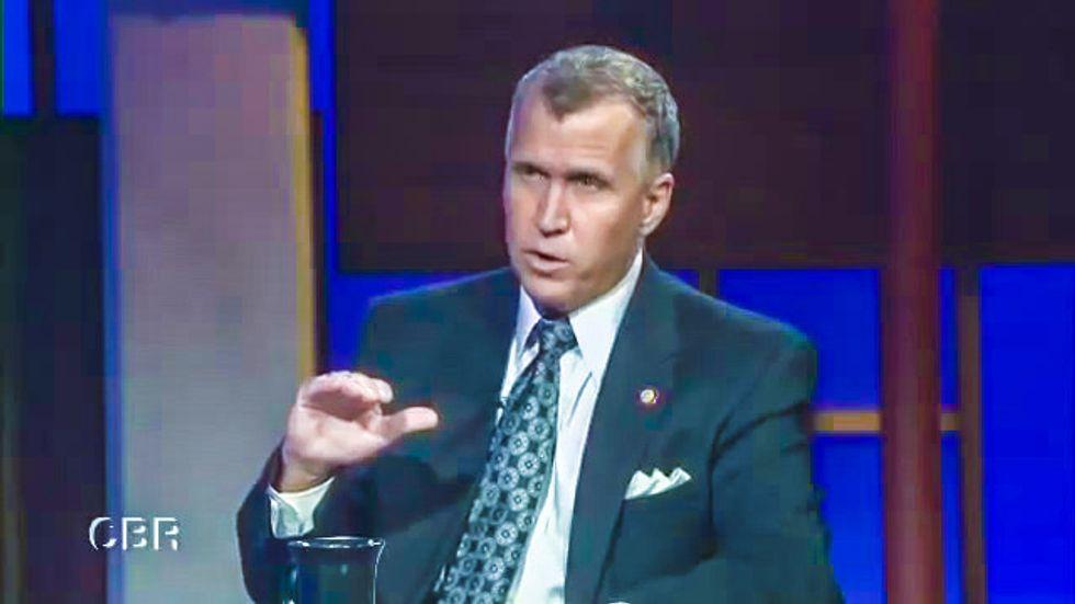 NC GOP Senate candidate: Blacks, Hispanics overtaking 'traditional population'