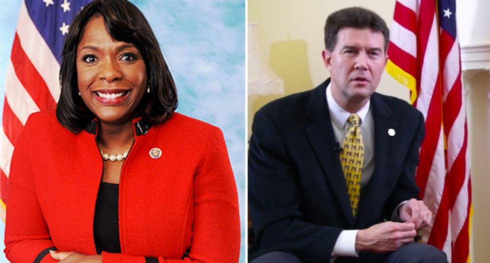 Rep accuses Alabama secretary of state of 'voter intimidation' after judge throws out hundreds of 'fake' votes