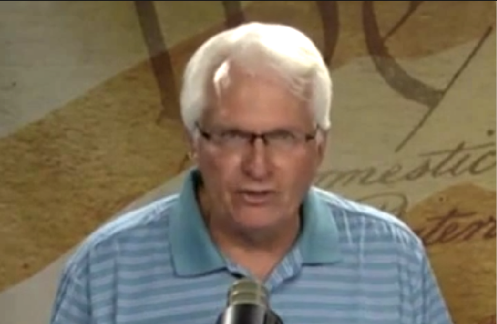 Bryan Fischer agrees with caller: Sharia law would be 'preferable to what we have now'