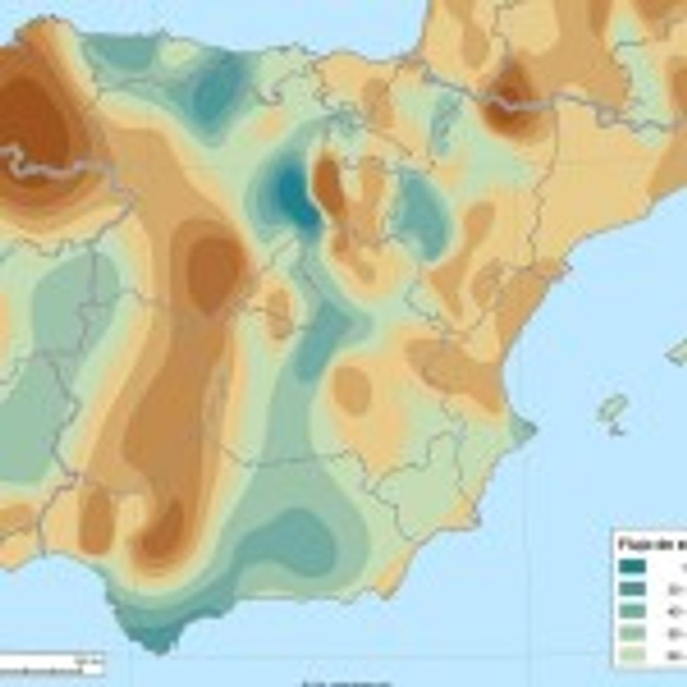 Spain and Portugal could survive just on geothermal energy