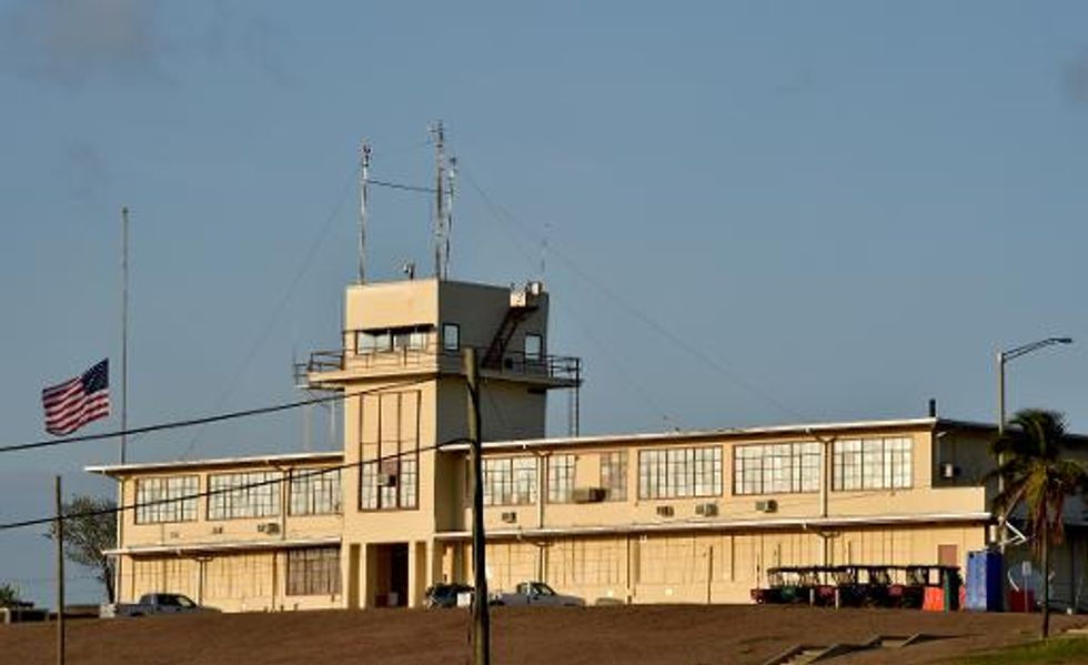 Iraqi detainee at Guantanamo charged with war crimes