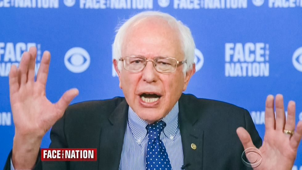 Bernie Sanders praises pope's attack on austerity: 'Money cannot be the God of life'
