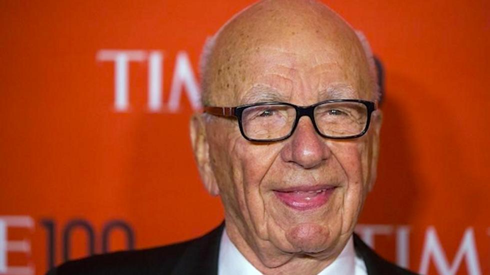 Fox mogul Murdoch urges major immigration reform: Obama opponents 'dead wrong'