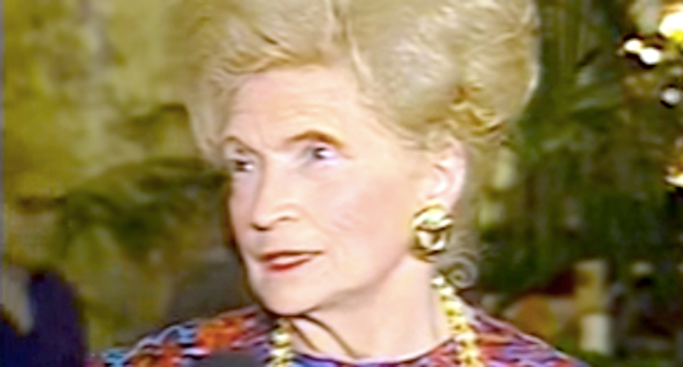 FLASHBACK: Trump's own mother once proclaimed 'what kind of son have I created'