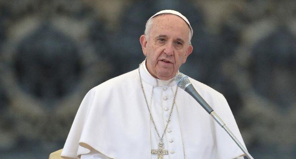 Christians slam Pope Francis for lavishing praise on China