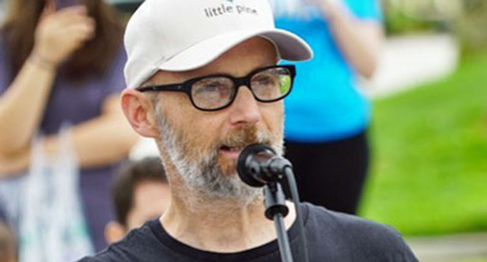 'This is the Manchurian Candidate': Musical artist Moby claims CIA asked him to spread word on Trump and Russia