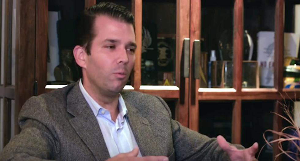 Don Jr. just released the full Russia emails and they contain a potential smoking gun -- read them here