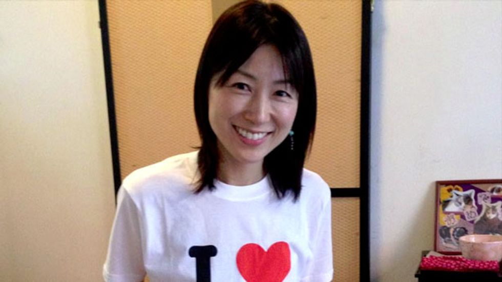 Sexist lawmakers berate Tokyo woman during mothering debate: Why don't you get married?