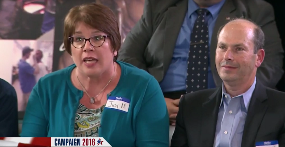 This devastating video reveals how undecided voters reacted to Trump's dismal debate performance
