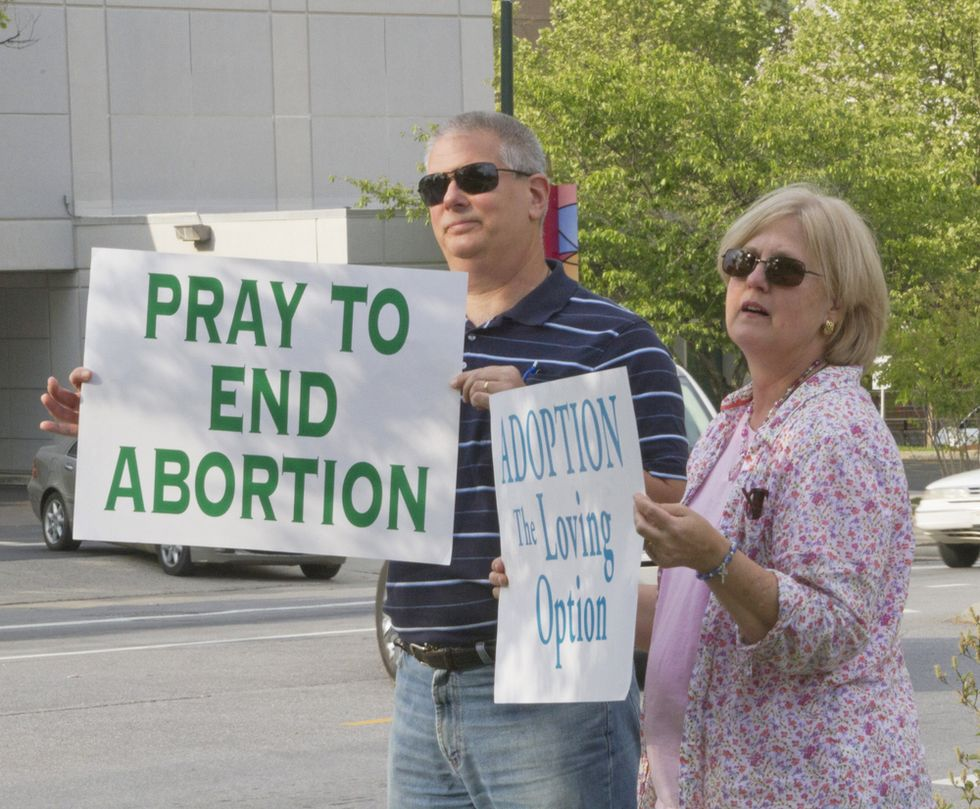 Florida Christians push to classify abortion as capital murder -- punishable by the death penalty