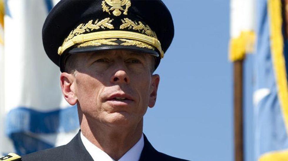 David Petraeus: U.S. must not be Iraq 'air force for Shiite militias'