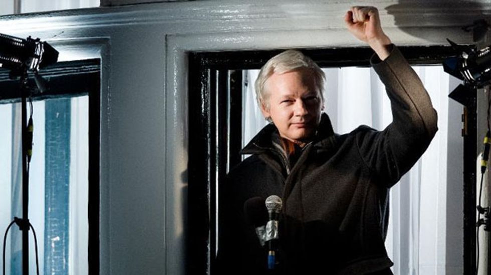 Hope and anger: WikiLeaks' Julian Assange marks two years in Ecuador's London embassy
