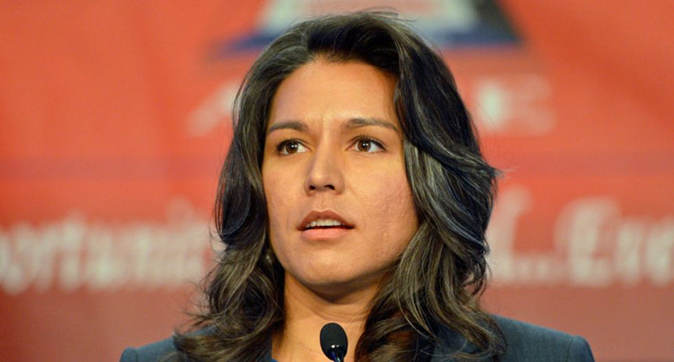 Tulsi Gabbard is only 371 delegates away from qualifying for next debate