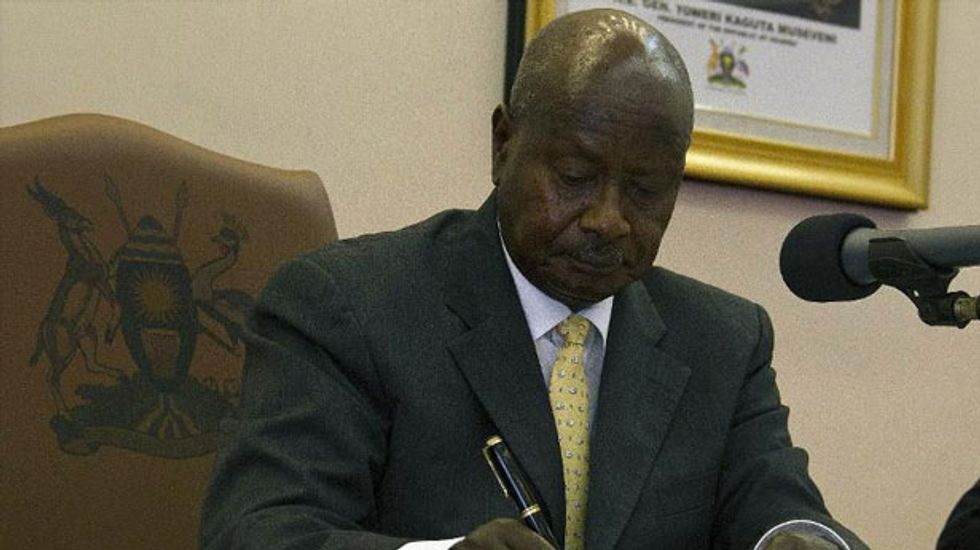 U.S. slaps sanctions on Uganda for 'vile' anti-gay laws