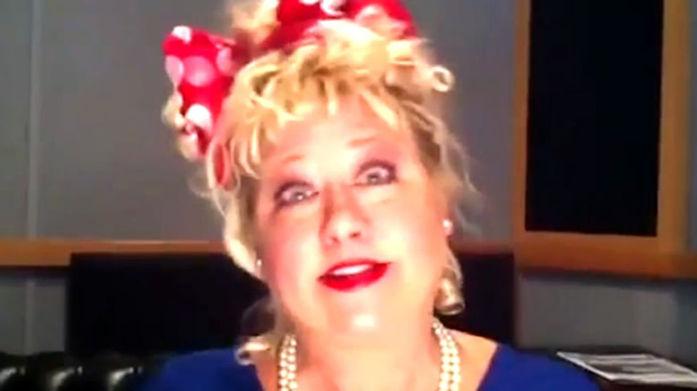 Ex-SNL ditz Victoria Jackson loses TN race, vows to annoy winners with conspiracy theories