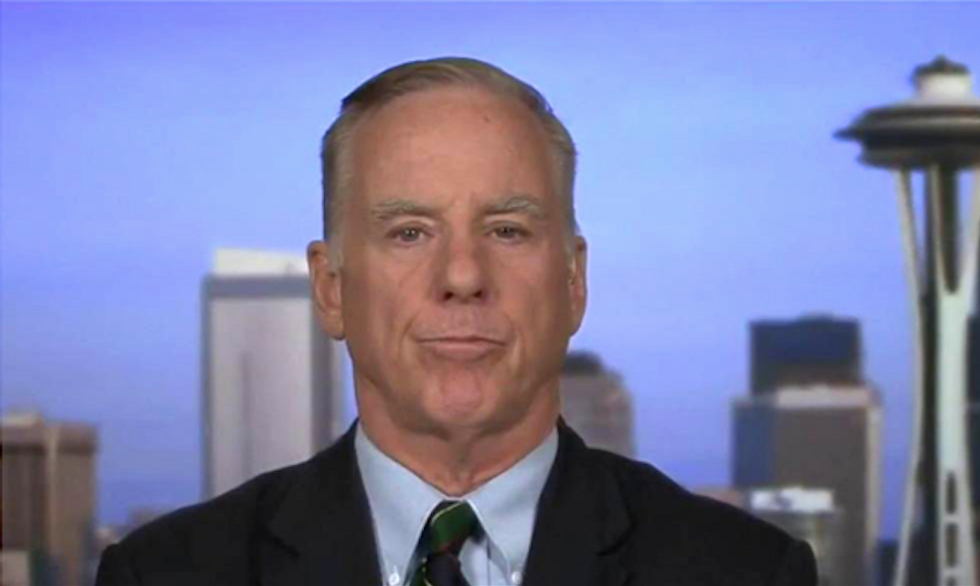 Howard Dean stands by 'cocaine' tweet: 'Something funny was going on with Trump last night'